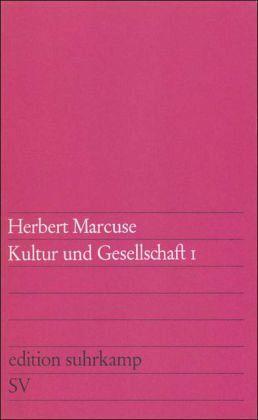 Herbert Marcuse wagt eine Neubestimmung der Kultur