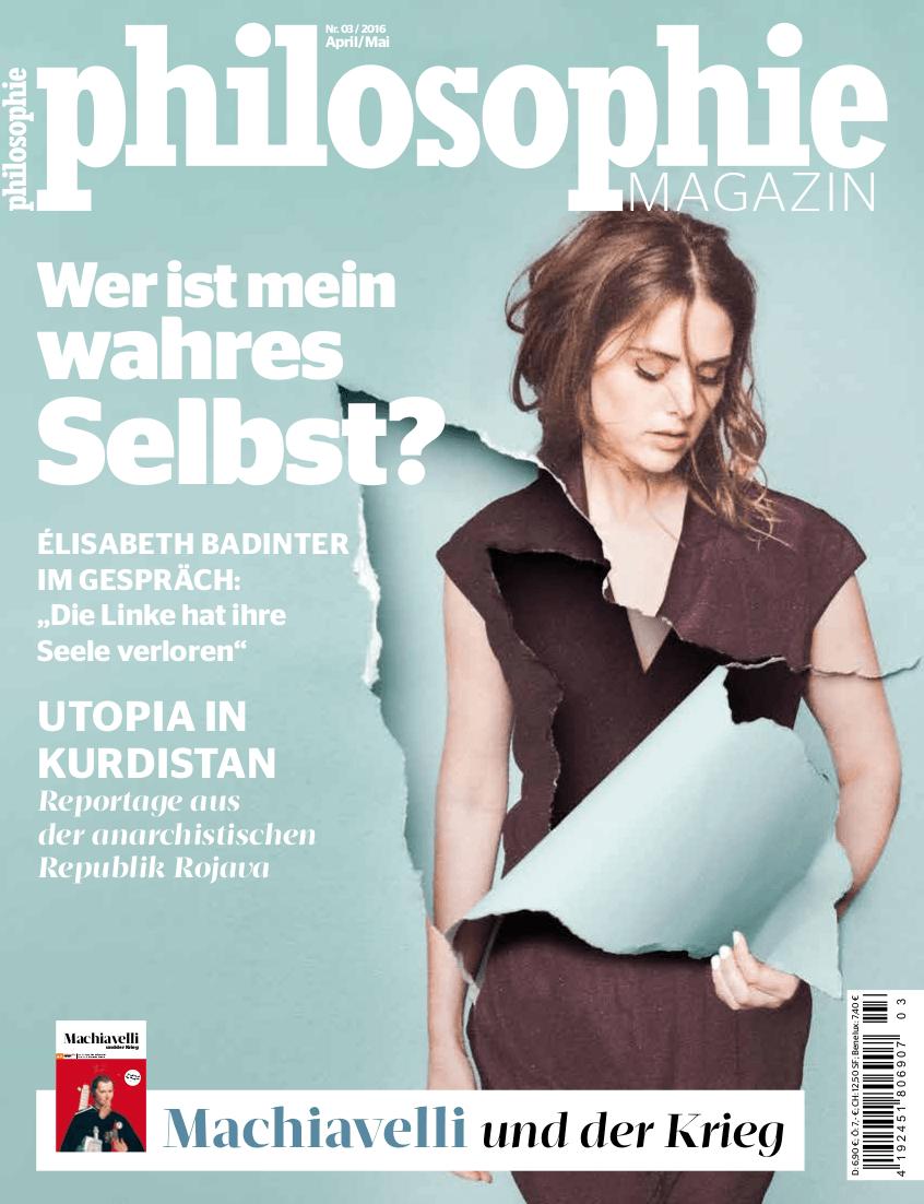 Philosophie Magazin 03_2016